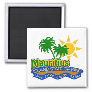 Aimant d'état d'esprit des Îles Maurice
