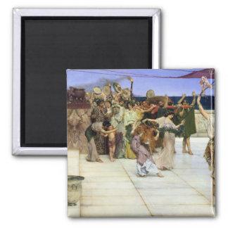 Aimant Dévouement d'Alma-Tadema |A au Bacchus