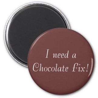 Aimant Difficulté de chocolat