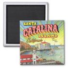 Aimant d'île de Catalina