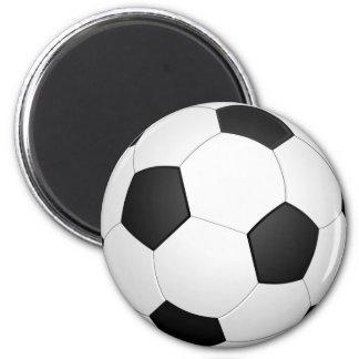 Aimant d'illustration du football de ballon de