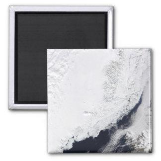 Aimant Divers types de glace de mer