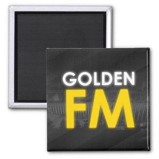Aimant d'or de FM