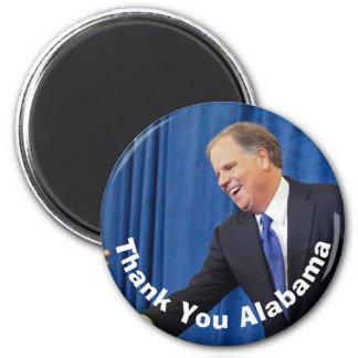 Aimant Doug Jones - Merci Alabama
