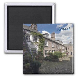 Aimant Dr. Mannings Yard en photo de souvenir de Kendal
