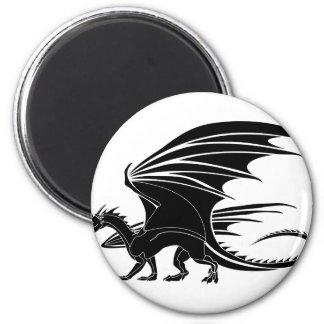 Aimant Dragon fâché