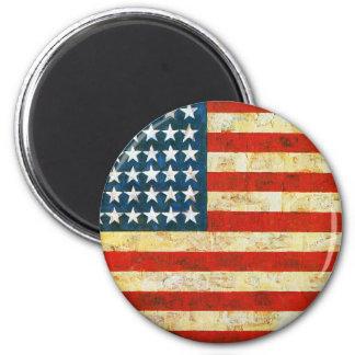 Aimant Drapeau américain