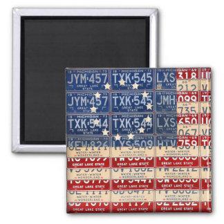 Aimant Drapeau américain de Betsy Ross par le péage de