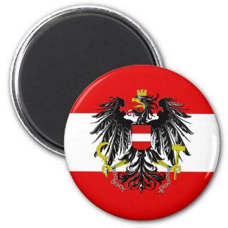 Aimant Drapeau autrichien