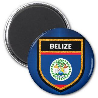 Aimant Drapeau de Belize