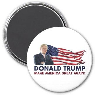 Aimant Drapeau de Donald Trump USA
