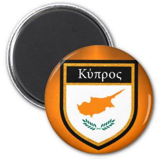 Aimant Drapeau de la Chypre