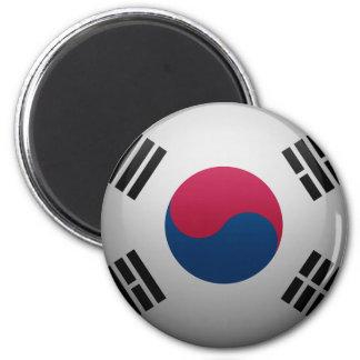 Aimant Drapeau de la Corée du Sud