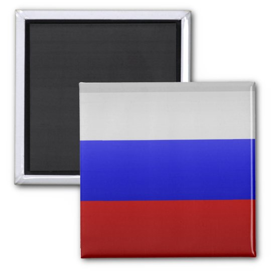 Aimant Drapeau de la Fédération de Russie