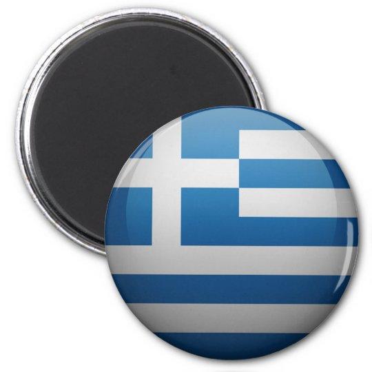 Aimant Drapeau de la Grèce