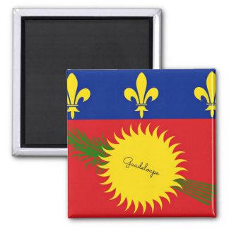 Aimant Drapeau de la Guadeloupe