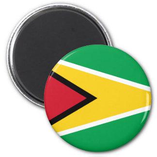 Aimant Drapeau de la Guyane