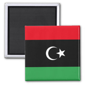 Aimant Drapeau de la Libye