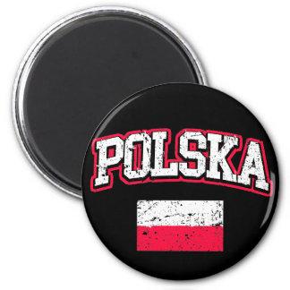 Aimant Drapeau de la Pologne