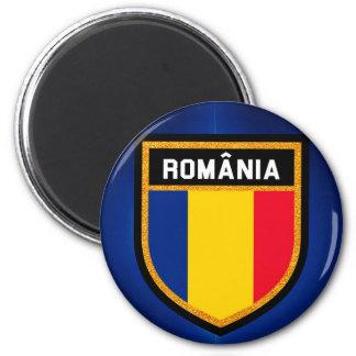 Aimant Drapeau de la Roumanie