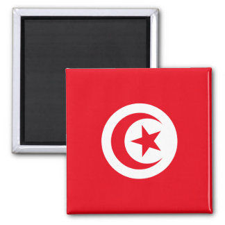 Aimant Drapeau de la Tunisie