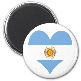 Aimant Drapeau de l'Argentine
