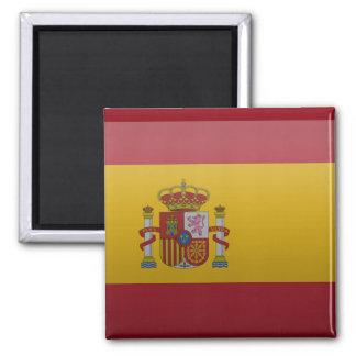Aimant Drapeau de l'Espagne