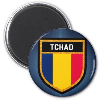 Aimant Drapeau de Tchad