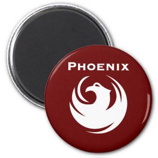 Aimant Drapeau de ville de Phoenix