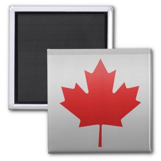 Aimant Drapeau du Canada