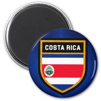 Aimant Drapeau du Costa Rica