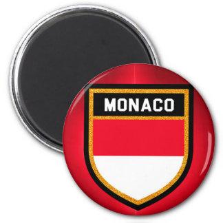 Aimant Drapeau du Monaco