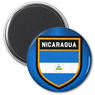 Aimant Drapeau du Nicaragua