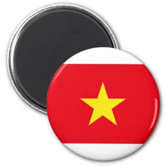 Aimant Drapeau du Vietnam
