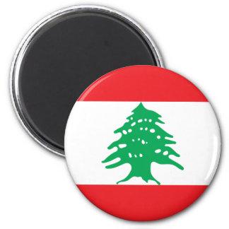 Aimant Drapeau libanais - drapeau de علملبنان du Liban