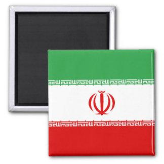 Aimant Drapeau national du monde de l'Iran
