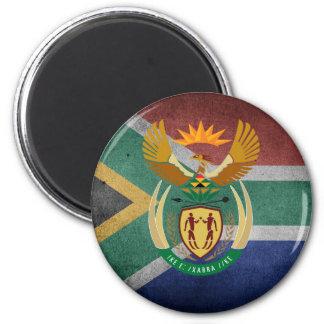 Aimant Drapeau sud-africain