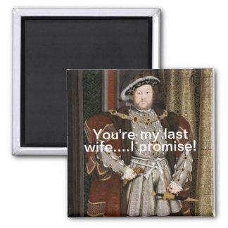 Aimant drôle de Henry VIII