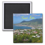 Aimant du Kitts de saint