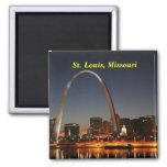 Aimant du Missouri de Saint Louis