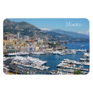 Aimant du Monaco Monte Carlo Magnets En Vinyle