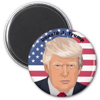 Aimant du Président Donald J. Trump Commemorative