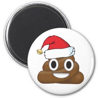Aimant Dunette hilare Emoji de Noël