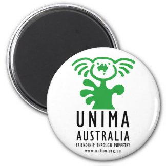 Aimant d'UNIMA Australie