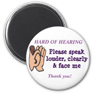 Aimant Dur de l'aimant d'audition