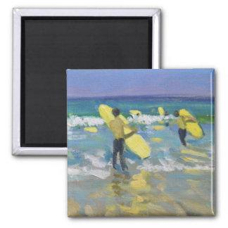 Aimant École de surf à St Ives