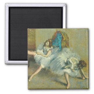 Aimant Edgar Degas | avant le ballet, 1890-1892
