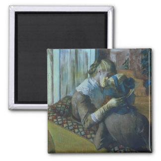Aimant Edgar Degas | deux femmes