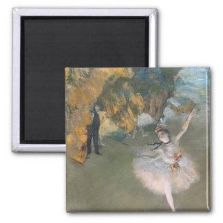 Aimant Edgar Degas | l'étoile, ou danseur sur l'étape