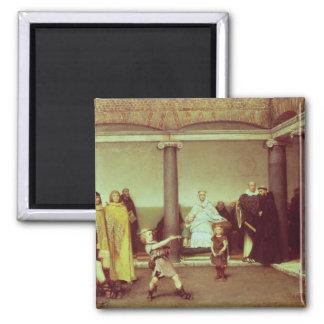 Aimant Éducation d'Alma-Tadema | des enfants de Clothilde